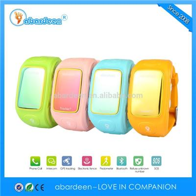 Cloud Service Kid GPS Watch