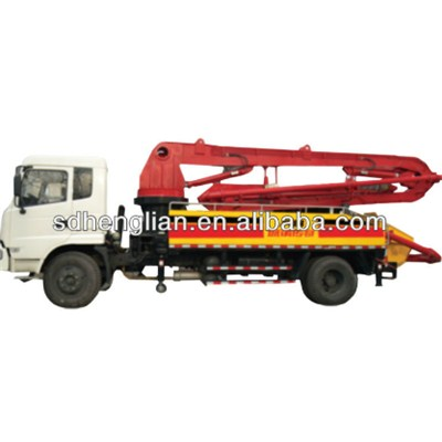 21m Concrete Boom Pump Trucks