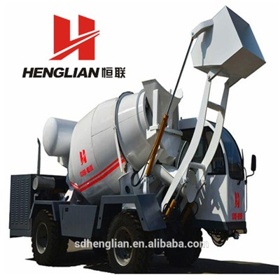 Concrete Mix Trucks