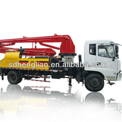 18m Mini Concrete Pump Trucks