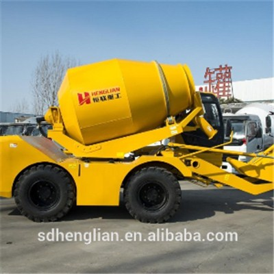 350L Self-lifting Concrete Construction Machinery