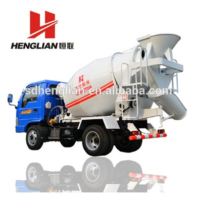 Double Shaft Compulsory Concrete Mixer