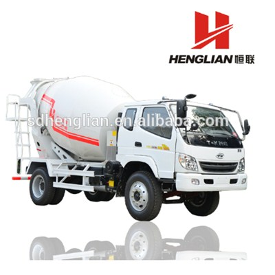 Auto Twin Shaft Electric Concrete Mixer Machine