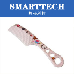 Fashion And Hot Selling Girl Plastic Comb Mould