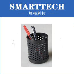 Fashion Hollow Pencil Vase Plastic Injection Mould