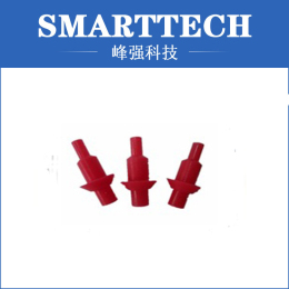 Customized Design Red Color Rubber Spare Parts Mold