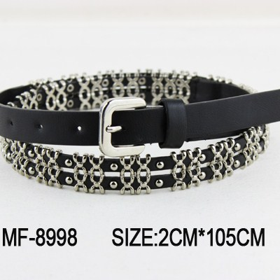 Fashion Petite Skinny Belt