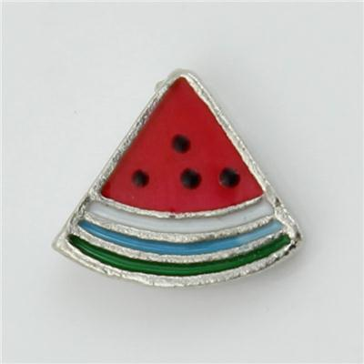 Watermelon Floating Charm
