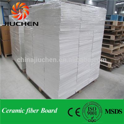 Heat insulation refractory ceramic fiber board