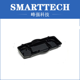 OEM Black Color Back Shell Plastic Injection Mould