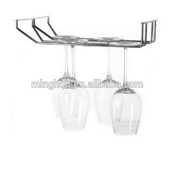 Absolutely Gorgeous Metal Wine Glass Rack MH-GR-15012