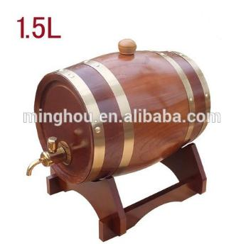 Several Size Alternative Oak Wood Beer Barrel MH-WB-15002