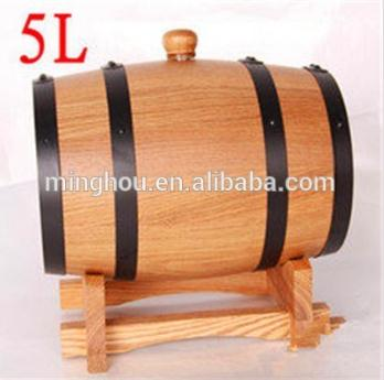 Several Size Alternative Wooden Whiskey Wine Barrels For Sale MH-WB-15010