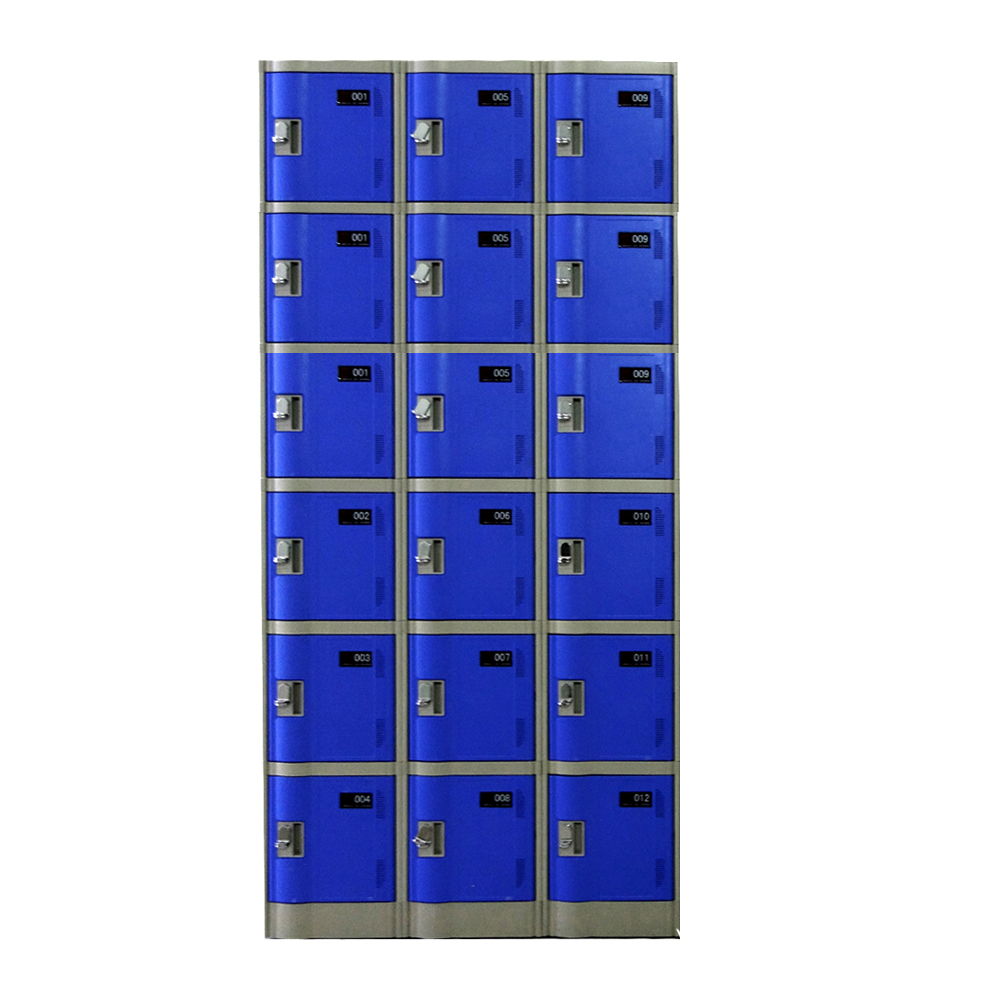 electronic safe locker LE32-6