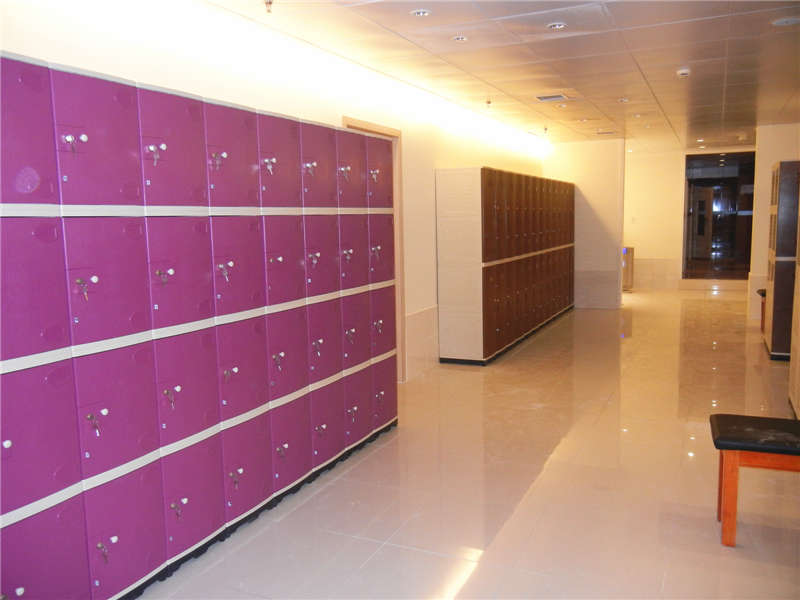 Bedroom furniture safe clothes abs locker JS38-4