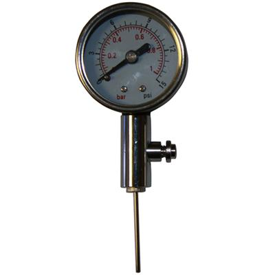 40mm Ball Pressure Gauge