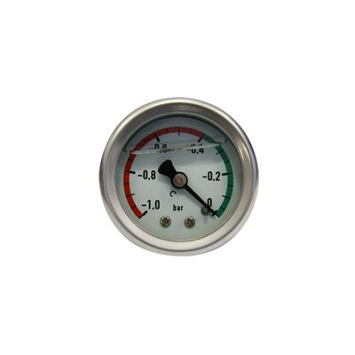 1.5inch-40mm Full Stainless Steel Back Type Vacuum Pressure Gauge Manometer