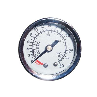 40mm Medical Air Use Small Steel Case Type Pressure Manometer