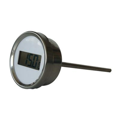 4inch-100mm Back Connection Digital Thermometer