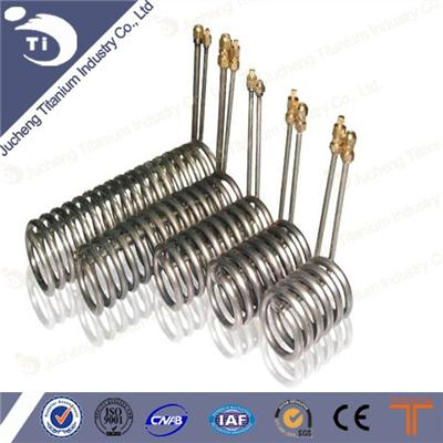 Titanium Heating Pipe