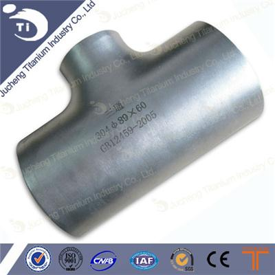 Titanium Reducing Tee