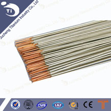 Titanium Clad Copper Wire