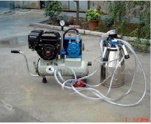 Gasoline One Bucket Milking Machine
