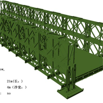 100 Type Bailey Bridge