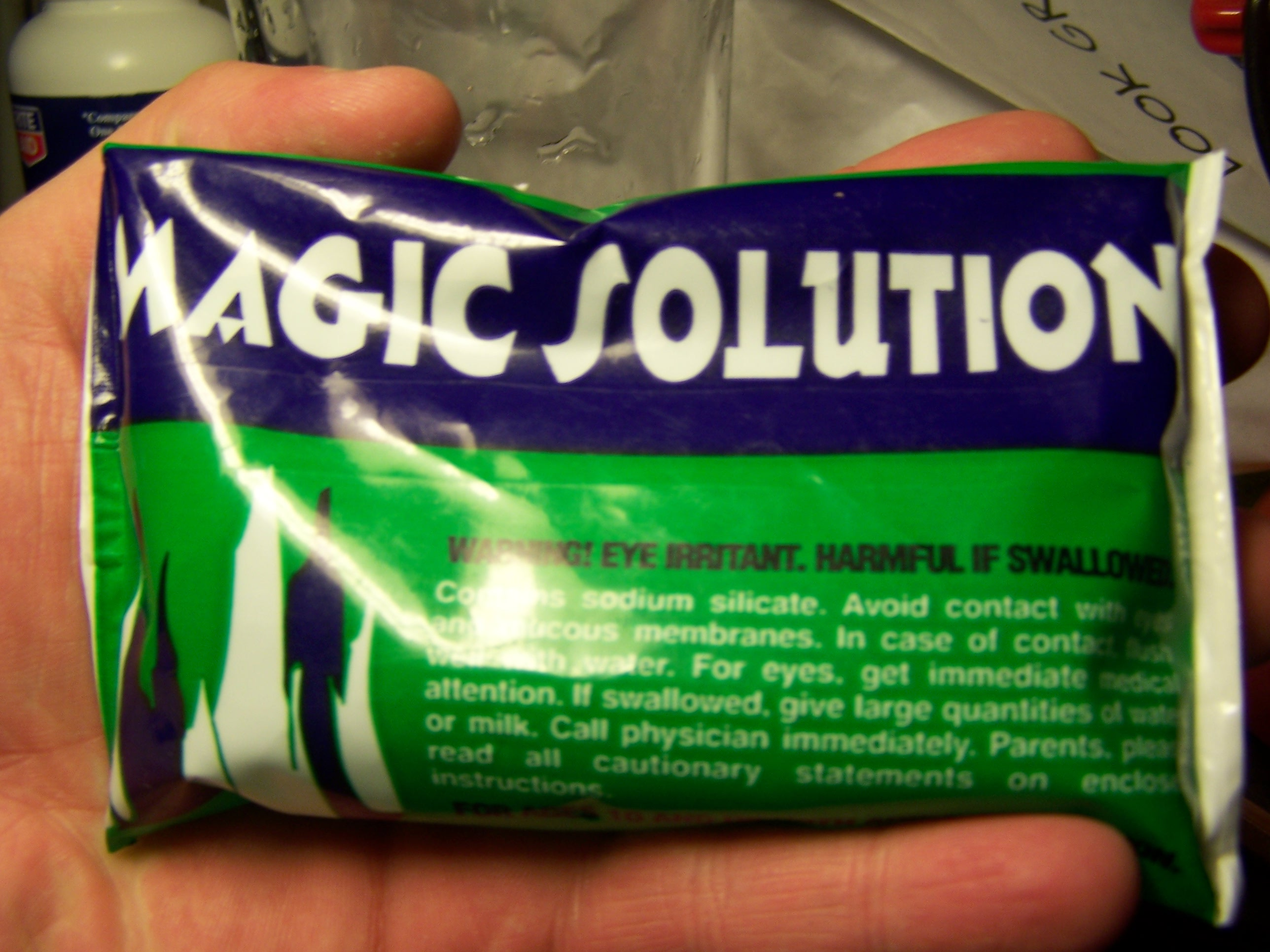 Magic Solution