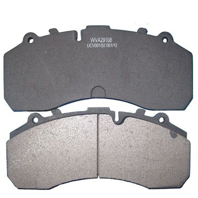 WVA	(29108)Brake Pad For	Mercedes Benz