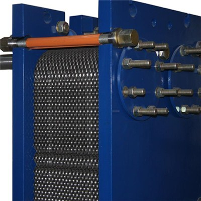 M10B Water Cooled Plate Heat Exchanger