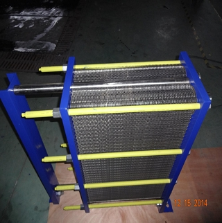 VT10 Plate Heat Exchanger For Beerwort Cooling