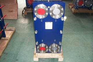 M10M Fresh Water Plate Heat Exchanger