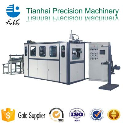 Multifunction Food Plate Making Machine