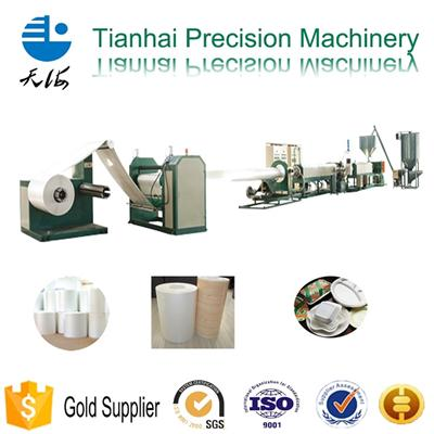 PS Foam Sheet Extruder Machine