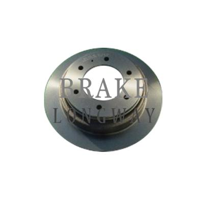 (31084)CAR BRAKE DISC FOR ISUZU 8943754251