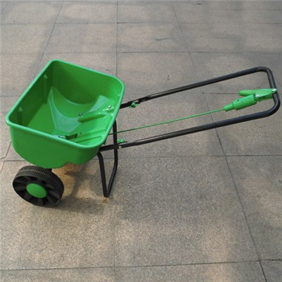 Garden Manual Broadcast Fertilizer Spreader