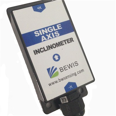 Modbus Single Axis Low Cost Inclinometer