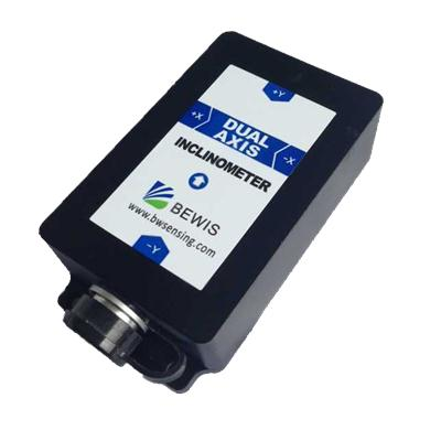 Modbus Single Axis High Accuracy Inclinometer