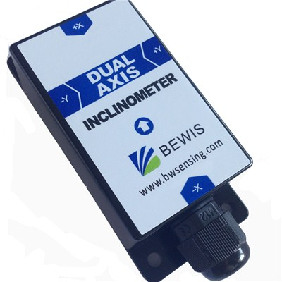 Current Output Dual Axes Ultra Low Cost Inclinometer