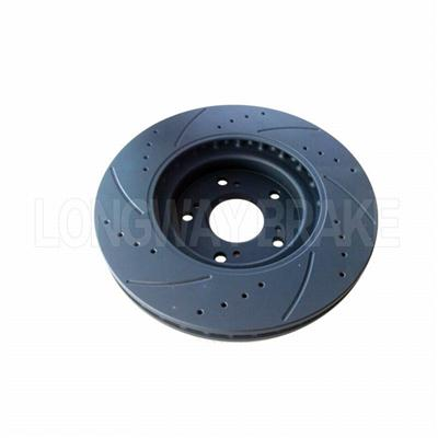 Black Oxide BRAKE DISC FOR Honda CAR Accord 2009