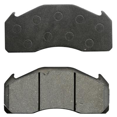 WVA(29498)Brake Pad For	KASBOHRER