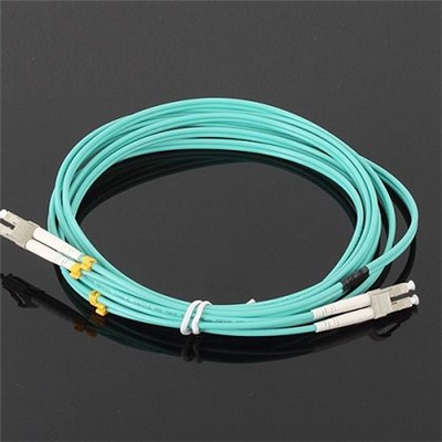 LC OM3 Duplex Patch Cords