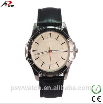 Japan Movement Stainless Steel Watch
