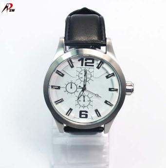 3atm Water Resistant Stainless Steel Watch Case