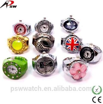Quartz Ring Watch