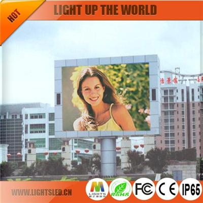p16 dip large led screen