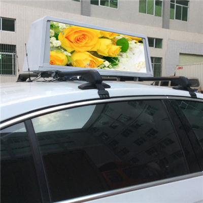p5 taxi led screen