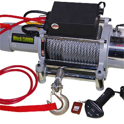 Off - Road Electric Winch SH15000LB-SET