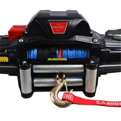 Waterproof Winch-1